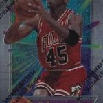 Michael Jordan Number 45