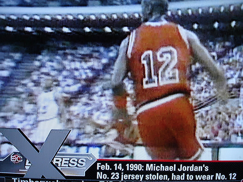 An Explanation of Every Jersey Number Worn by Michael Jordan