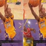 Kobe Bryant Error Card (Front)