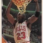 MJ Topps Error (Front)