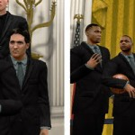 President Obama NBA2k11