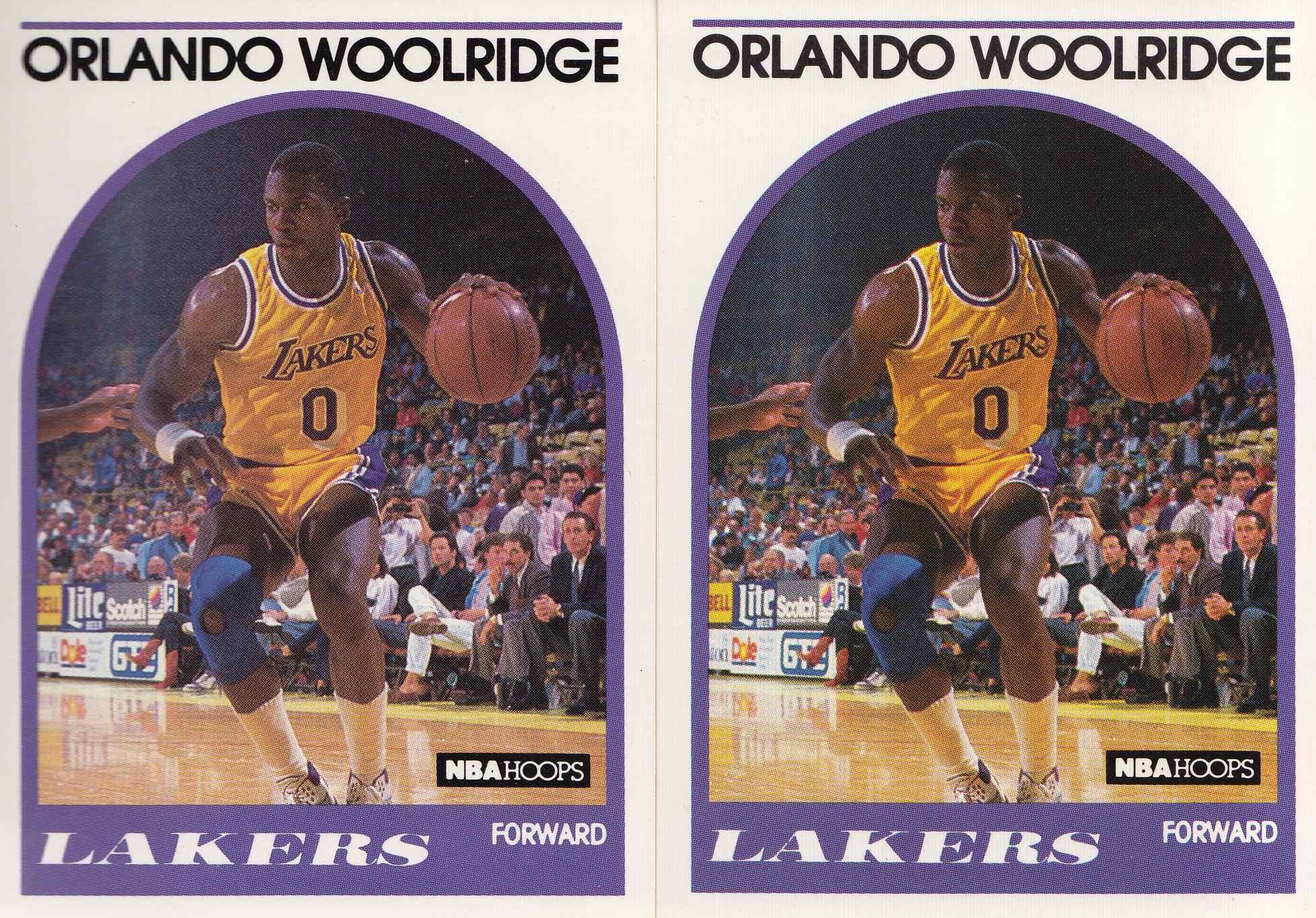 Hoops 89 90 Orlando Woolridge Error Card – Pro Hoops Journal