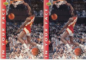 Dominique Error Upper Deck 1992-1993 #454